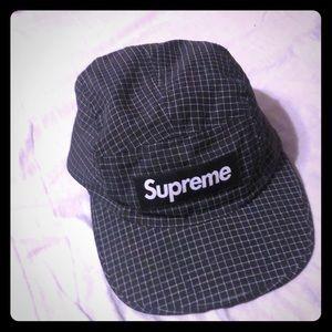 supreme light reflective hat